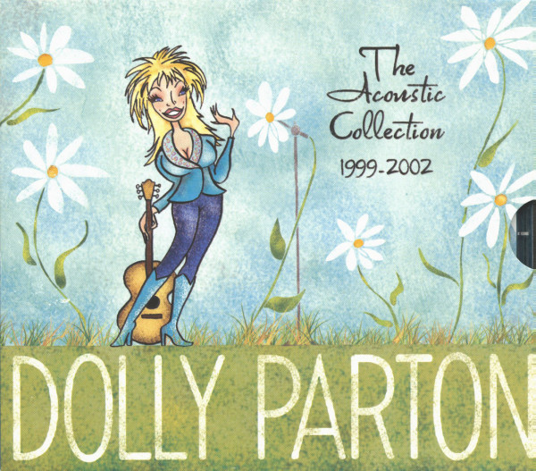 Parton, Dolly The Acoustic Collection 1999-2002 (3-CD&DVD)