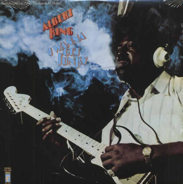 I Wanna Get Funky (LP)
