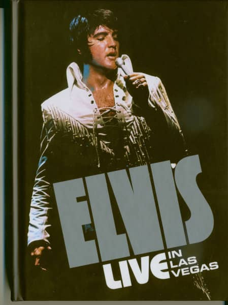Live In Las Vegas (4-CD Book)