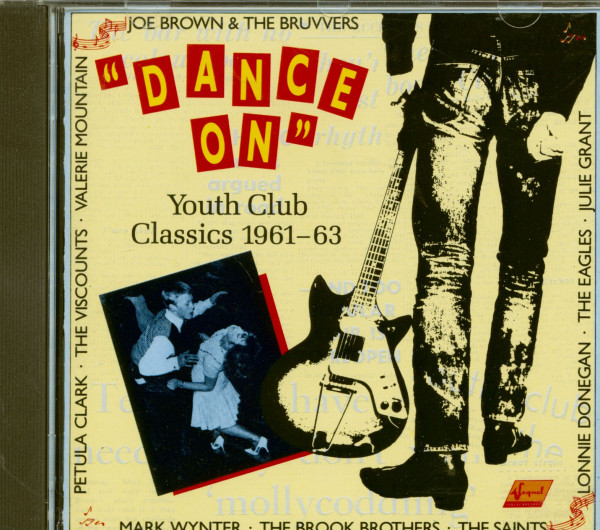 Dance On (CD)