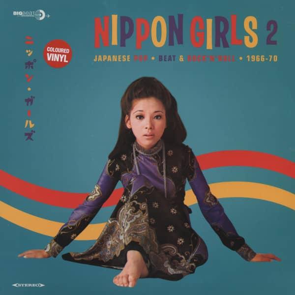Nippon Girls 2 - Japanese Pop, Beat & Rock 'n' Roll 1966-70
