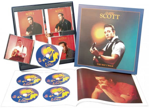 Classic Scott (5-CD Deluxe Box Set)