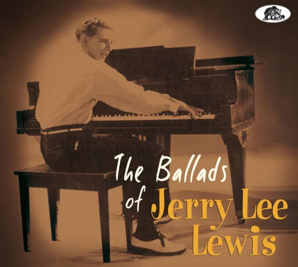 The Ballads Of Jerry Lee Lewis (CD)