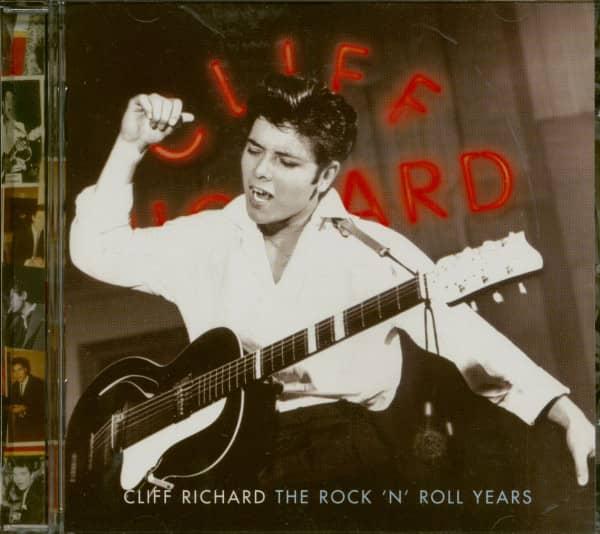The Rock 'n' Roll Years (CD)