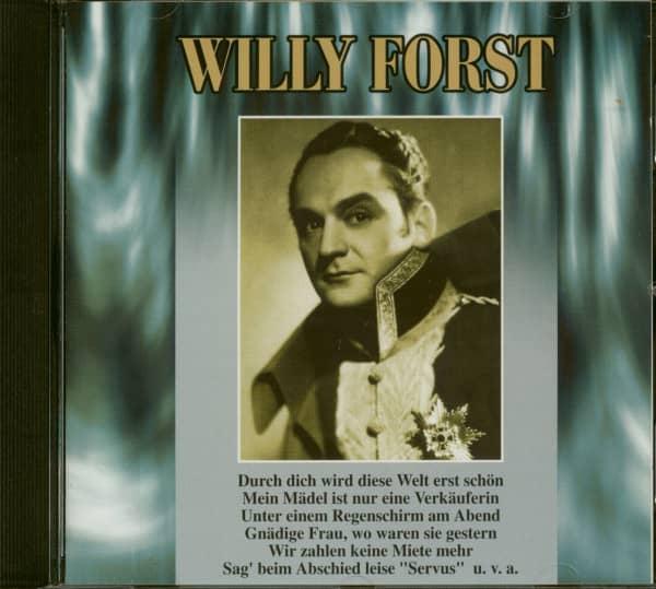 Willi Forst (CD)