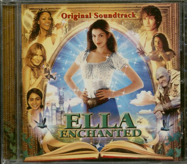 Ella Enchanted - Original Soundtrack (CD)