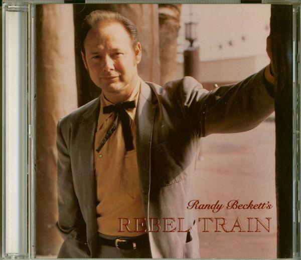 Randy Beckett's Rebel Train