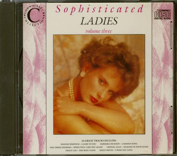Sophisticated Ladies - Volume 3 (CD)