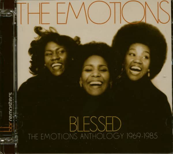 Blessed - The Anthology 1969-1985 (2-CD)