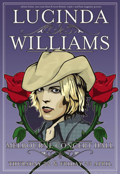 Williams, Lucinda Melbourne Concert Hall - Color 35x50 cm