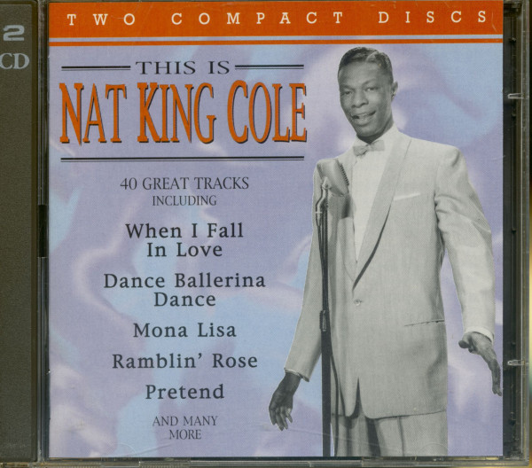 This Is Nat King Cole (2-CD)