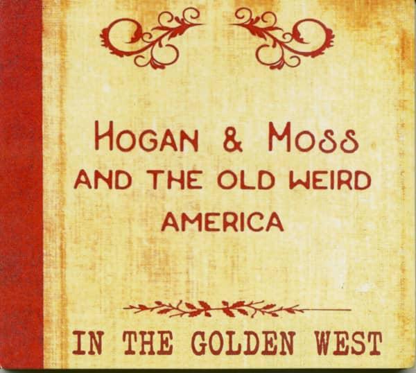 In The Golden West (CD)