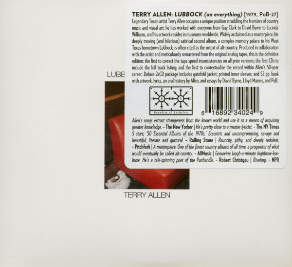 Lubbock (2-CD)