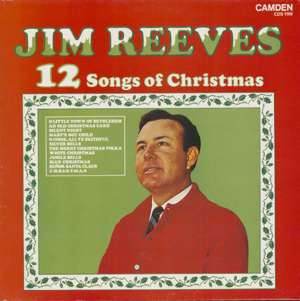12 Songs Of Christmas (LP)