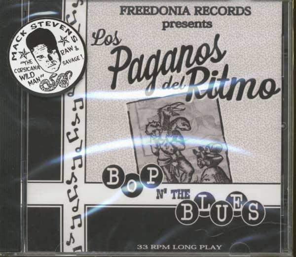 Bop n' The Blues (CD)