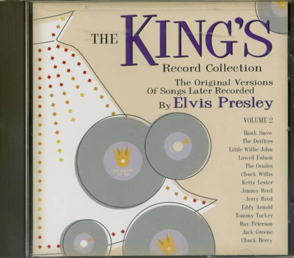 The King's Record Collection Vol.2 (CD)