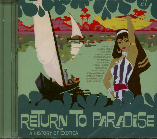 Return To Paradise - A History Of Exotica (CD)