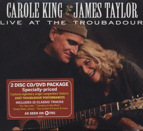 Live At The Troubadour (CD&DVD)