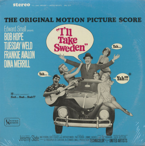 I'll Take Sweden - Soundtrack (LP)