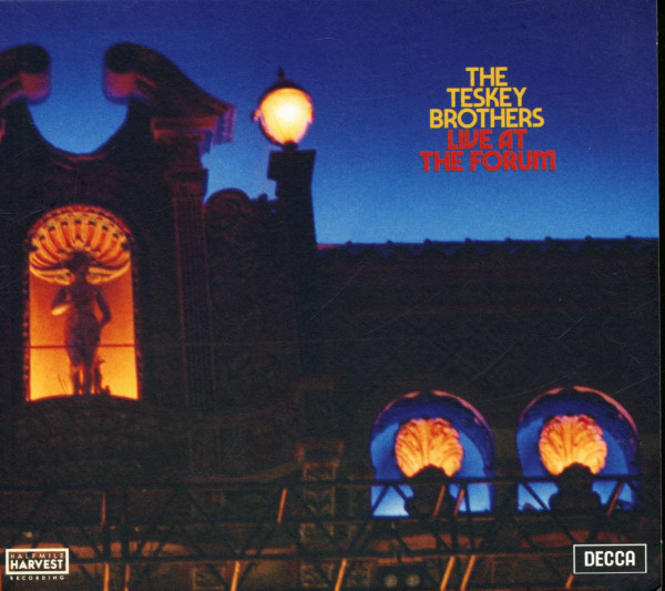 Live At The Forum (CD)
