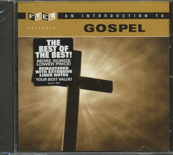 An Introduction To Gospel (CD, Cut-Out)