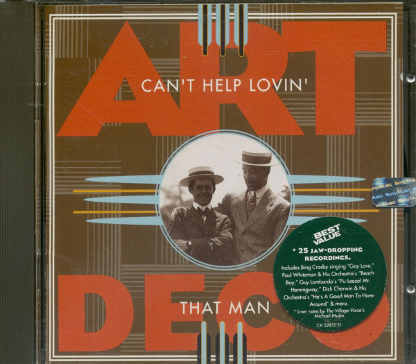 Can't Help Lovin' That Man (CD)