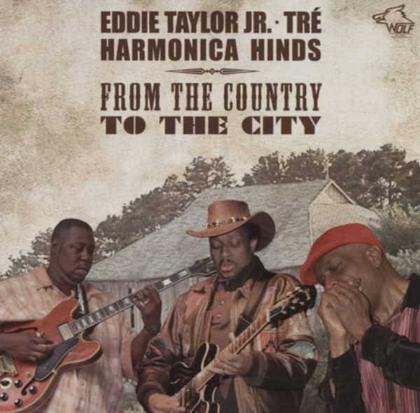 Taylor Jr., Eddie From The Country To The City