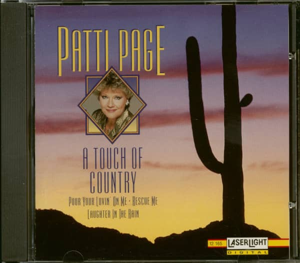 A Touch Of Country (CD)