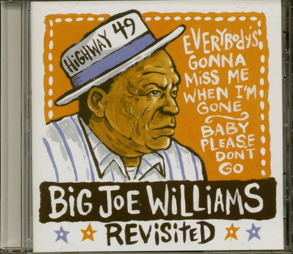 Big Joe Williams - Revisited (CD)