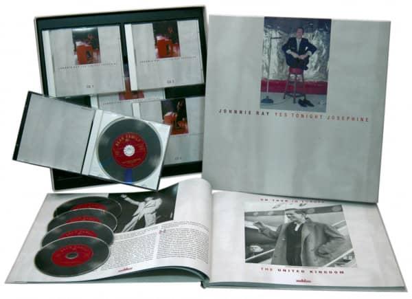 Yes Tonight Josephine (5-CD Deluxe Box Set)