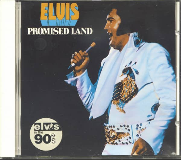 Promised Land (CD, DE Version)
