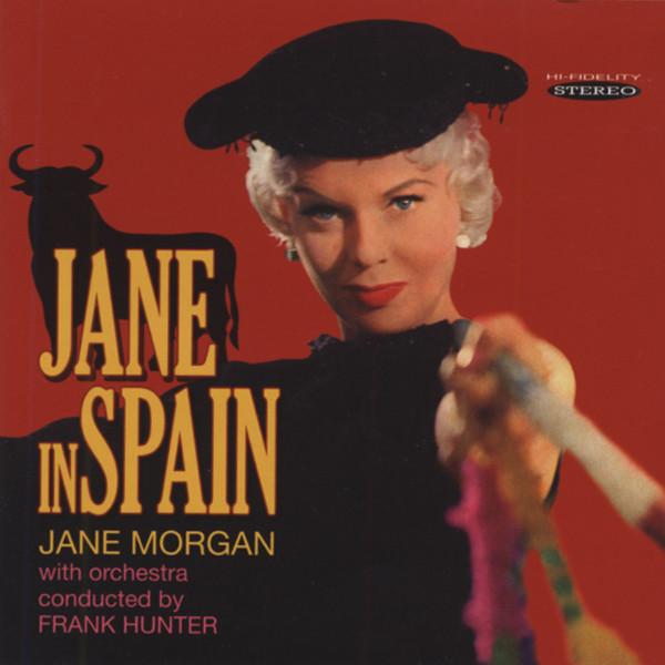 Morgan, Jane In Spain