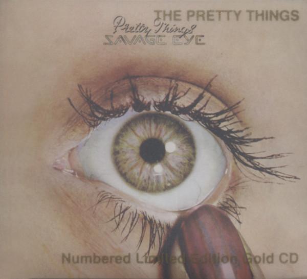 Savage Eye (1974) Limited Gold CD