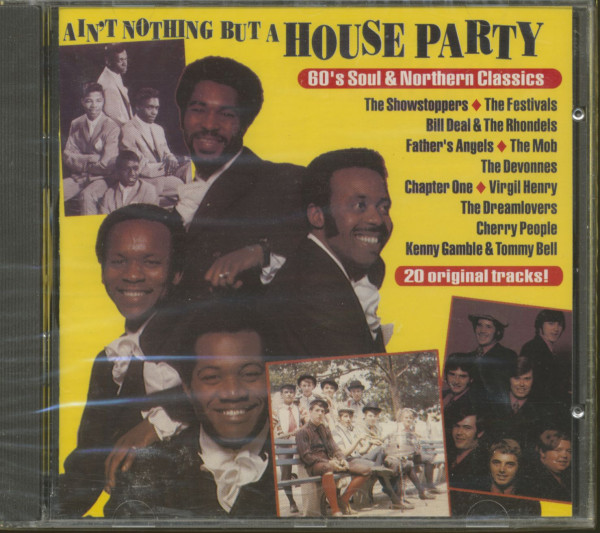 Ain't Nothing But House Party - 60s Soul & Northern Classics (CD)