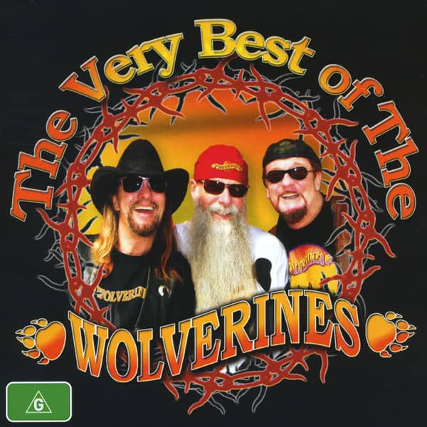 Wolverines The Very Best Of (CD&DVD)