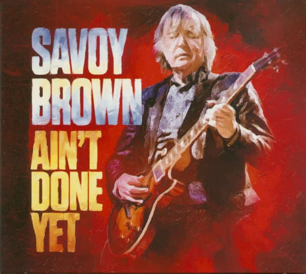 Ain't Done Yet (CD)