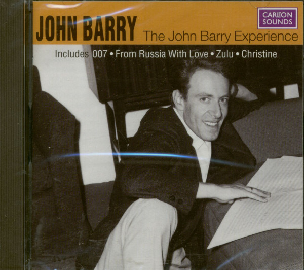 The John Barry Experience (CD)