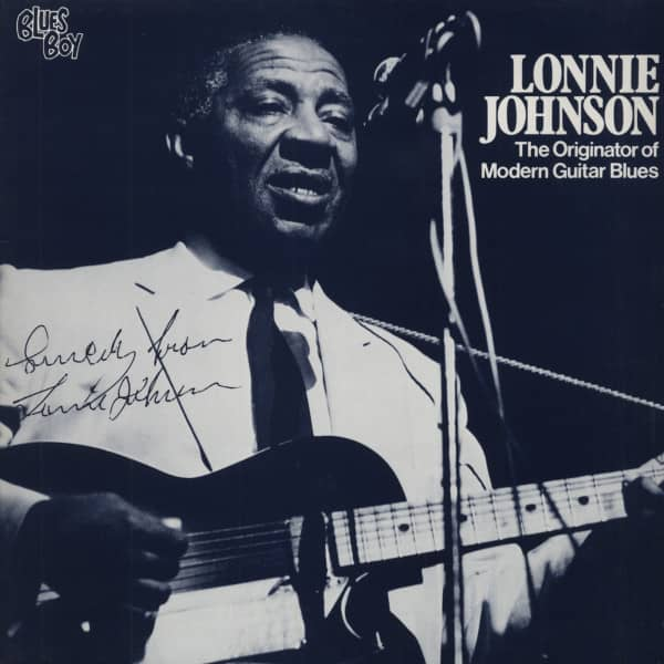 Johnson, Lonnie The Originator Of Modern Guitar Blues (41-52)