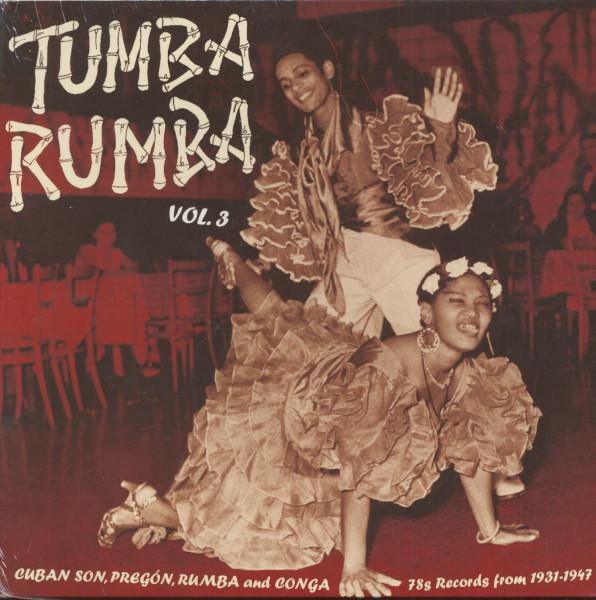 Tumba Rumba Vol.3 - Cuban Son, Pregon, Rumba And Conga (LP)