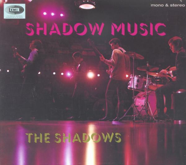 Shadow Music - Mono & Stereo (CD)
