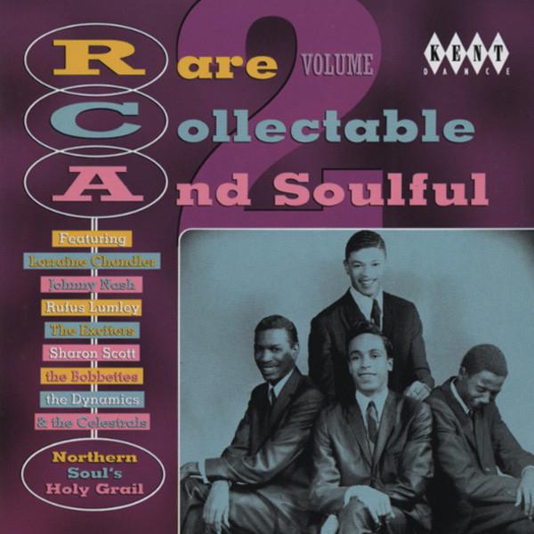 Vol.2, Rare Collectable Soul - RCA