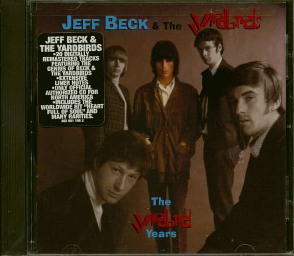 The Yardbird Years (CD)