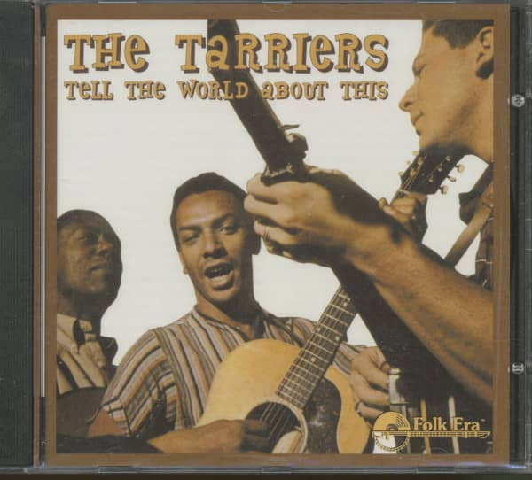 Tell The World About This (CD)