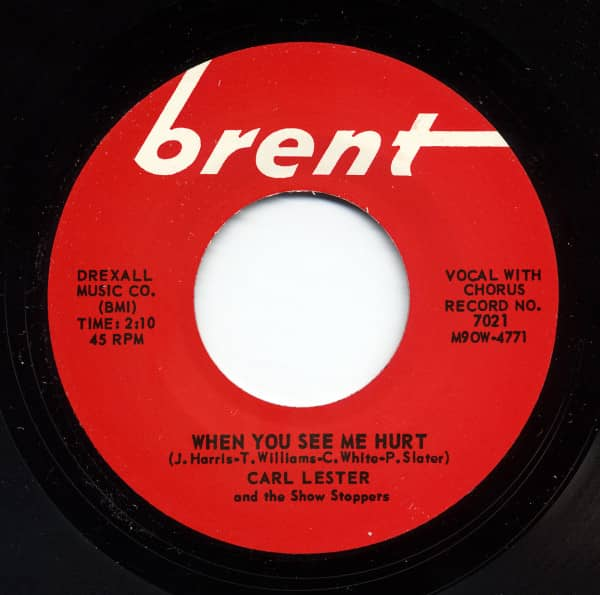 When You See Me Hurt - Don't You Know That I Believe 7inch, 45rpm
