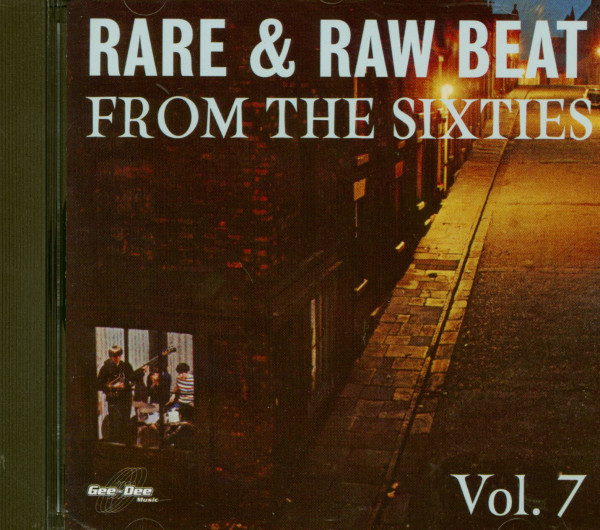 Rare & Raw Beat From The 60's Vol.7 (CD)
