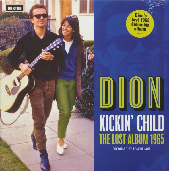 Kickin' Child - The Lost Album 1965 (LP)
