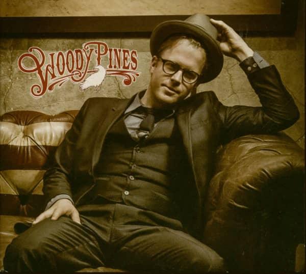 Woody Pines (CD)