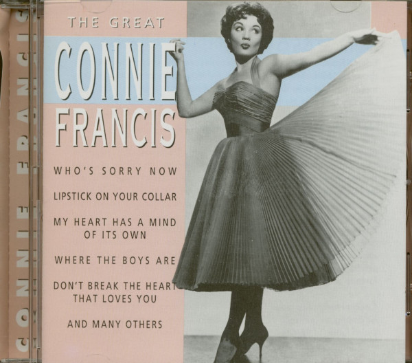 The Great Connie Francis (CD)