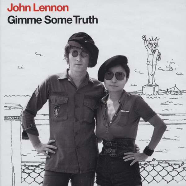 Gimme Some Truth (4-CD-Box)