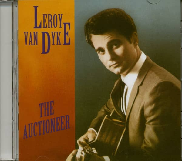 The Auctioneer (CD)
